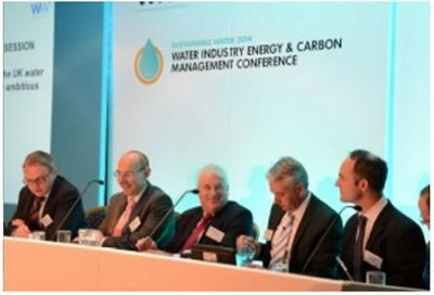 WWT Water Industry Energy Conference banner