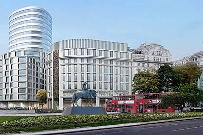 Plans for £450m Marble Arch scheme revealed
