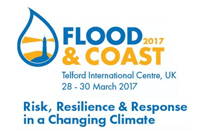 Flood & Coast 2017 logo