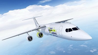 Siemens, Rolls-Royce and Airbus join forces on hybrid-electric aircraft