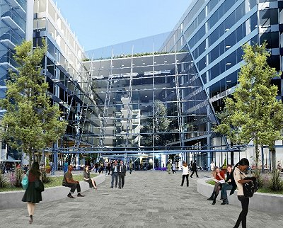 Wates to build £141m London and Leeds office schemes