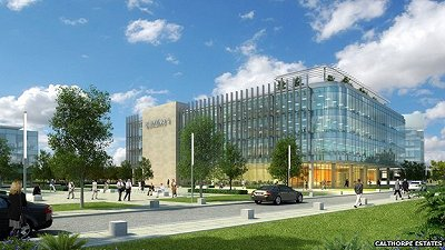 Approval for last phase of £200m Pebble Mill redevelopment