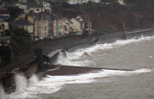 Network Rail awards Dawlish lower sea wall contract to AMCO