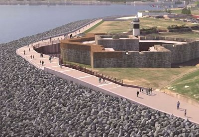 Southsea coastal defences £100m funding approved
