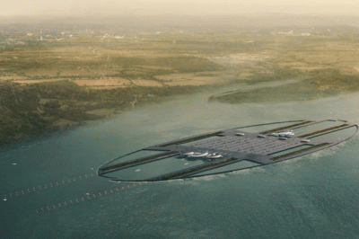 Testrad reveals designs for 'Boris Island'