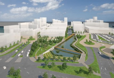 Funding secured for £600m Chatham Docks scheme