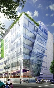 Skanska to build £50m Great Ormond Street cardiac wing