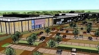 Communities Secretary approves Rushden Lakes development