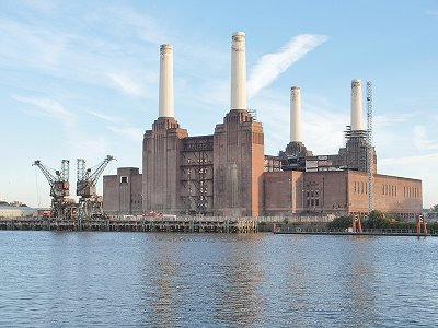 Funding secured for Battersea Power Station