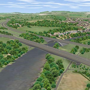 Link road will help port to grow