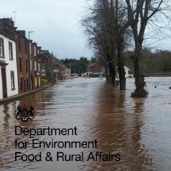 Flood Resilience Review landscape