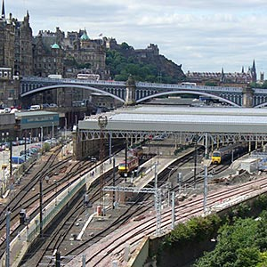 Contracts let in £1Bn rail programme