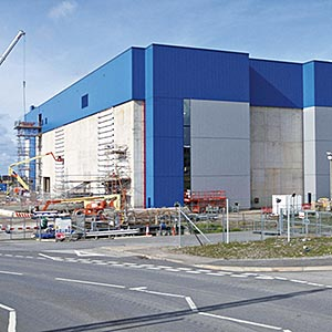 Tendering re-starts for £120 million Sellafield buildings