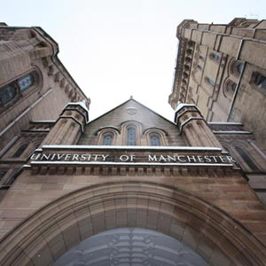 Photo: The University of Manchester
