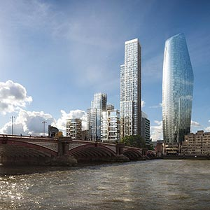 South Bank to get 48 storey tower