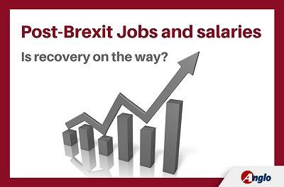 UK salaries rising graph