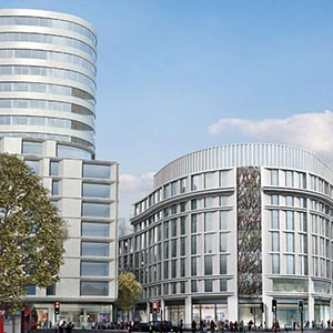 Marble Arch Tower to come down in £520M scheme