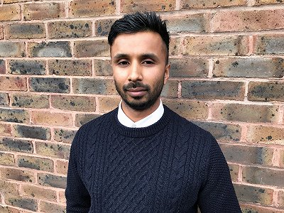 Hemal Vaghela, Account Manager, IT and Government division at Anglo