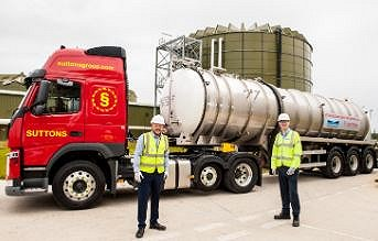 Suttons Tankers wins Yorkshire Water £60m AMP7/8 contract