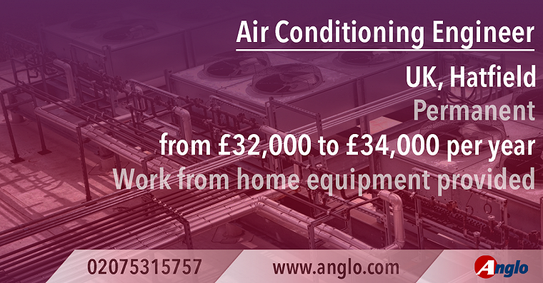 Air Conditioning Engineer jobs UK