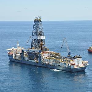 Drillship deal a $3.5Bn vote of confidence