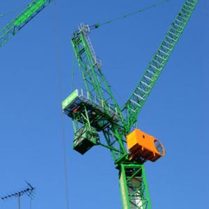 Construction rises in the regions