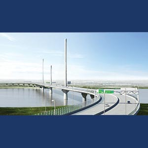 Government guarantees secure £600 million Mersey Crossing