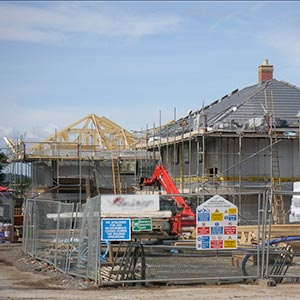 Housebuilding to rise 55% over the next five years