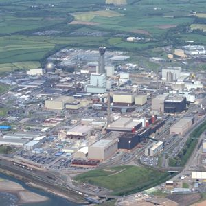 The plant will be built to the north west of Sellafield.