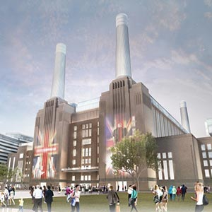 Bidding starts for £600M Battersea Power Station Phase 2 centrepiece
