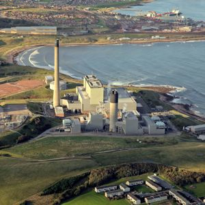 Wood Group Kenny will design the landfall aspects of the project at Peterhead power station (pictured)