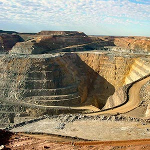 Mining exploration budgets fall