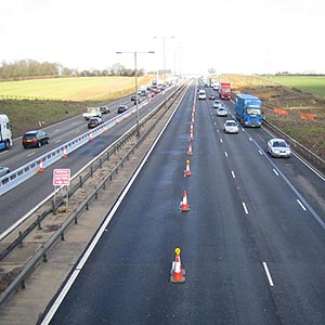 Amey wins £200M roads framework