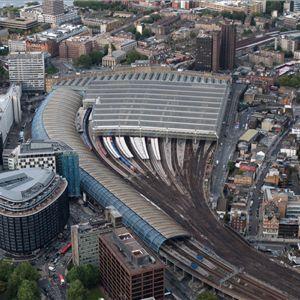 London Waterloo Station. Photo: Network Rail