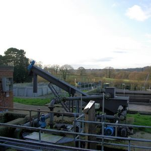 A Southern Water waste water treatment plant. Photo courtesy of Robin Webster