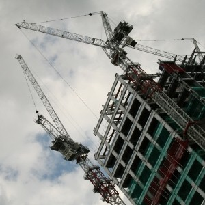 Government makes construction contracts worth £109bn available