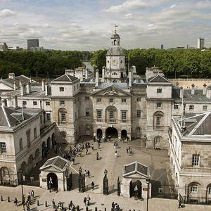 Horseguards building on Whitehall, London. Photo: Harland Quarrington/MOD