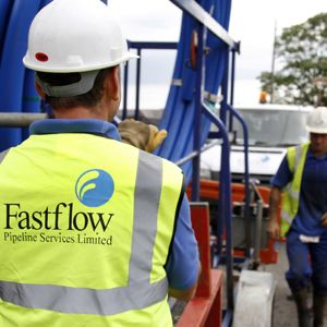 Fastflow Pipeline Services won the largest contract