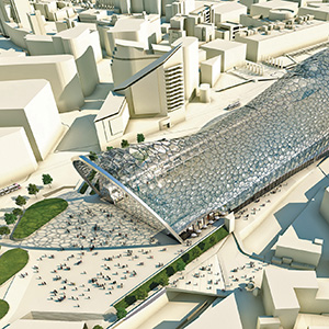 HS2 redevelopment plan unveiled in Birmingham