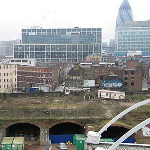 £800 million Shoreditch project going for planning