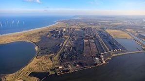 BP's proposed H2Teesside location