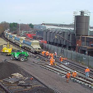 Junction work by Ian1000 - Licensed under Public domain via Wikimedia Commons