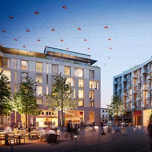 Earls Court £8Bn redevelopment plans approved