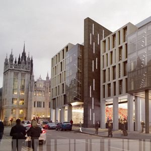 An artist's impression of the development. Photo courtesy of Muse Developments