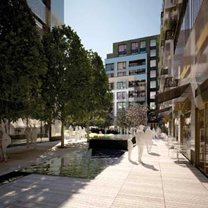 Bids invited for £500M London building