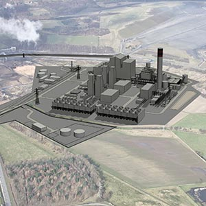 Carbon capture contract awarded