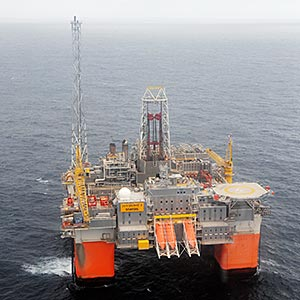 New platform to improve North Sea oil recovery