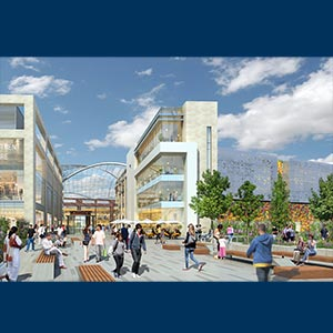 Brent Cross £4Bn redevelopment gets go ahead