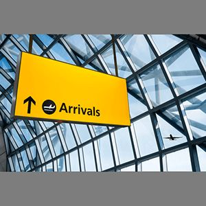New arrivals at Heathrow Airport... Photo: Alice Photos Shutterstock