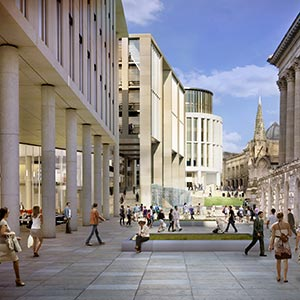 Birmingham makes move on £450 million Paradise Circus scheme